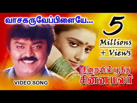 Vaasa KaruvepilaiyeSiraiyil Pootha Chinna Malar Tamil Movie HD Video Song