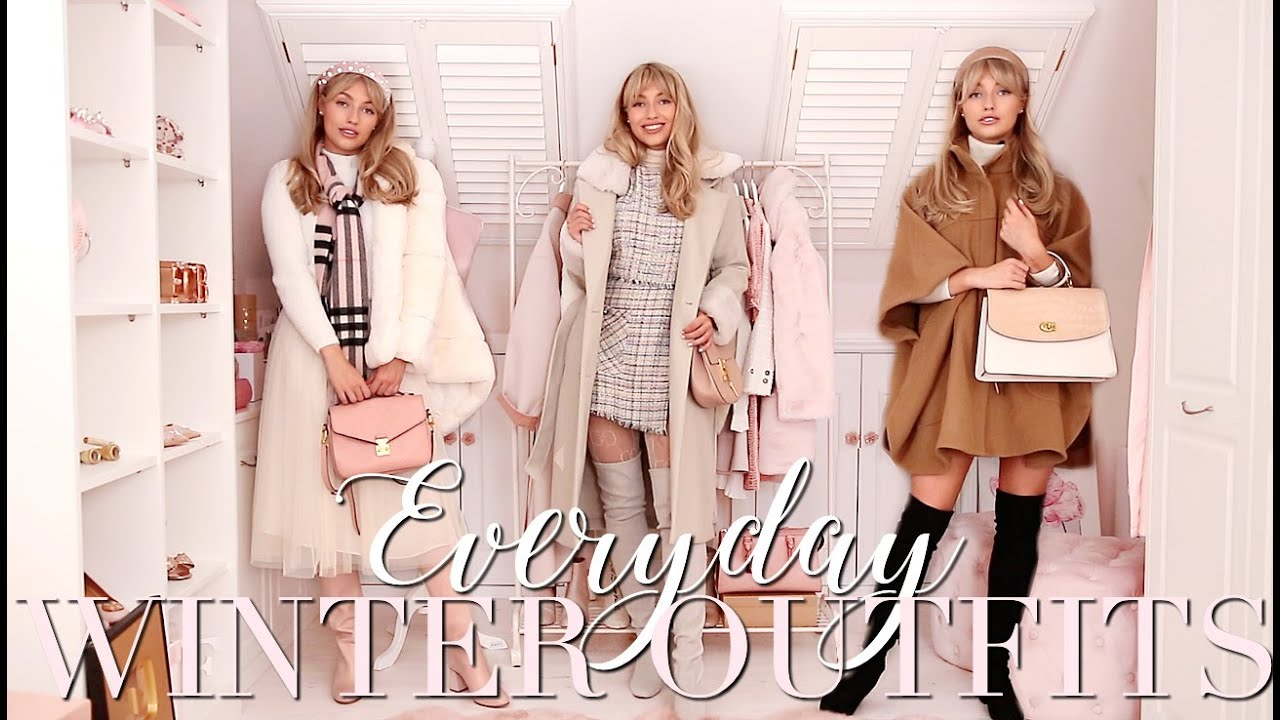 [VIDEO] - Everyday Winter Outfit Ideas ~ Freddy Fashion Month ~ Freddy My Love 2
