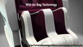 Massage Chair Review: Best Sales Zero Gravity Massage Chair COMFORT CA-6008 Video