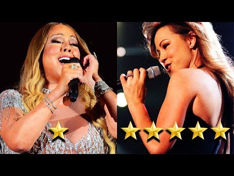 Mariah Careys Tours Ranked WORST To BEST  Vocals