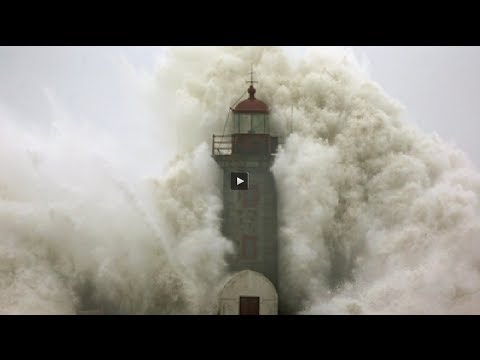 Causes of Huge Storm Swell - Off The Lip Radio Show