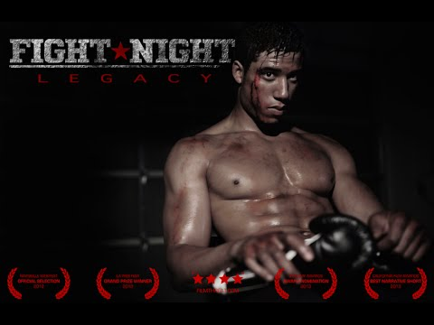 THE FIGHT IS ON!!! Fight Night Legacy Episode 1 Boxing Web Series