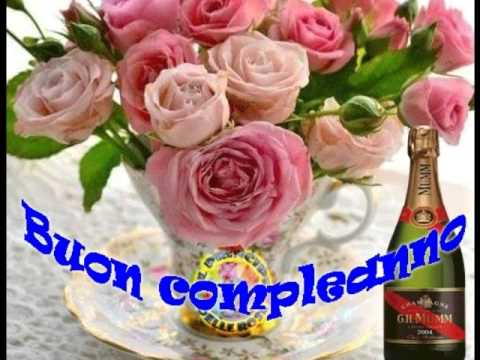 Tanti Auguri Buon Compleanno By Prince Of Roses Youtube