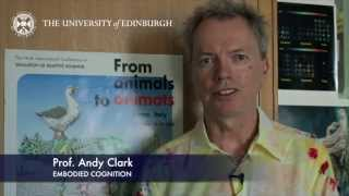 Prof Andy Clark: Research in a Nutshell Thumbnail