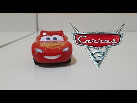 (Remake) Carros 3 Apresentando: McQueen