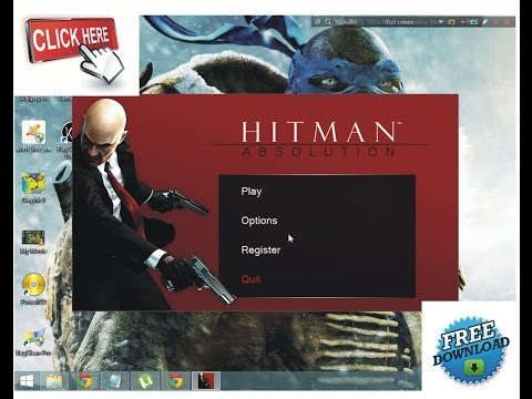 DOWNLOAD HITMAN ABSOLUTIN FREE PC - 100% WORKING