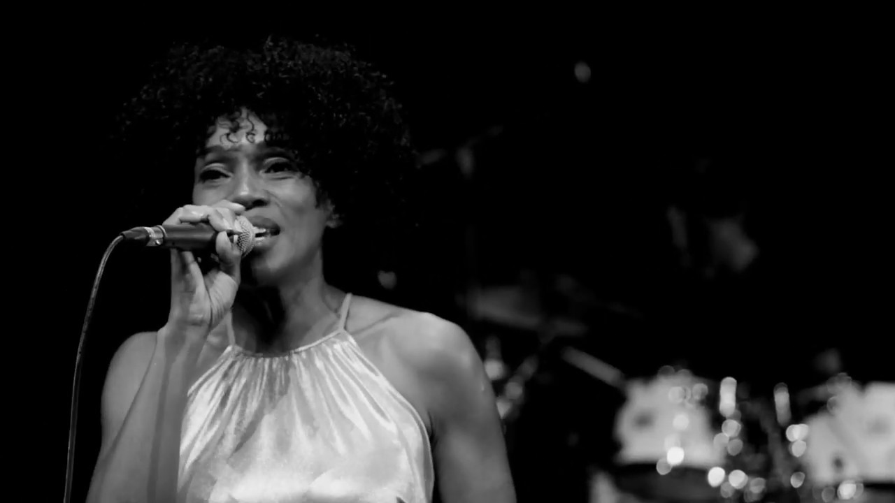 Kristel Adams & The Authentic. Natural Woman