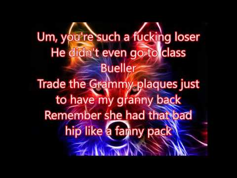 Forever On Lyrics ( 2 on x Forever) Mashup. Drake, Kanye West, Lil Wayne, Eminem, DJ Mustard