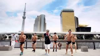 ボディビルなど日本トップレベルの選手が集まった歌って踊れる 筋肉ムキ...