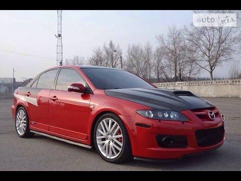 Mazda 6 MPS - Soundcheck - YouTube