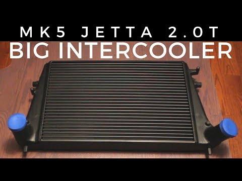 Wagner Tuning Intercooler Install - Mk5 / Mk6 Vw Jetta GLI & GTI 2.0T