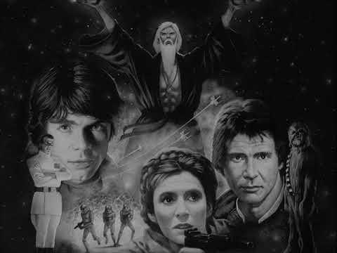 Timothy Zahn on the Thrawn series of Star Wars