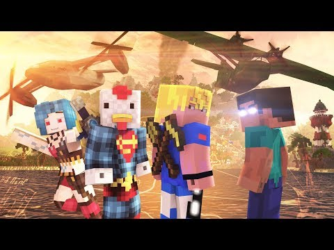 Griefer Legends: For A Promise (Episode 1) - Minecraft Anima