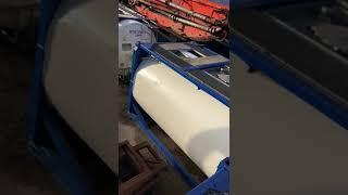 Обзор бу танк-контейнера 26 000 литров, пр-во Бельгия