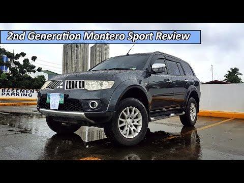 Mitsubishi Montero sport/Challenger GLS diesel video review -2nd gen montero vs fortuner vs everest