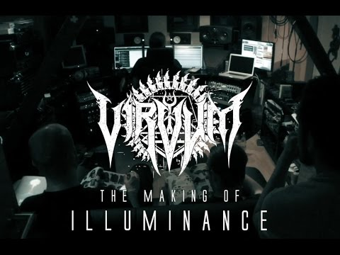 "Virvum In The Studio - The Making Of ""Illuminance"""