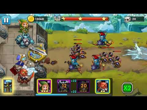Defender Heroes: Castle Defense – Epic TD Game 1