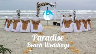 Paradise Beach Weddings Wedding Reel 1