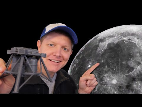 How Will NASA Test The Next Lunar Lander? (Mighty Eagle Test)- Smarter Every Day 252