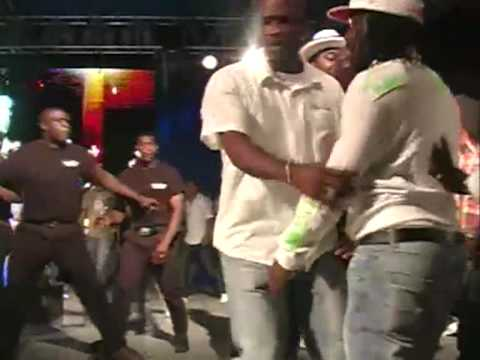 Stone love anniversary dance...a fight broke out on stage thumbnail