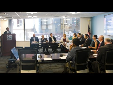 NYMTC's Program, Finance, and Administration Committee Meeting - September 28, 2017