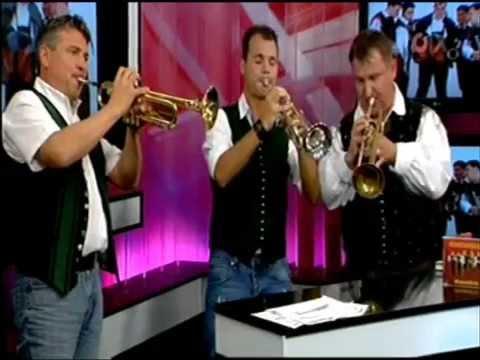 3 Trompeten live