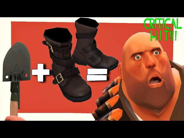 TF2: How to shove'l your boot