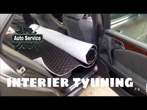 How To Install Luxury Leather Car Mats Youtube