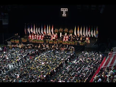 Class of 2015 Commencement Highlights