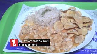 Mr. Fit Fast Food Saudável - Vale Shop - Nathalia Oliveira (Programa 512)