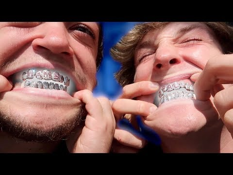 Thumbnail: I GAVE DWARF MAMBA HIS DIAMOND GRILLZ!