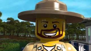 LEGO City - Speciální policie - Policejní honička