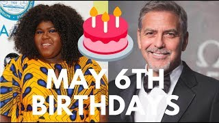 Famous People Born on May 6th | Famous people born in May