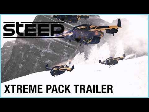 Steep Xtreme Pack DLC: Official Trailer | Ubisoft [US]