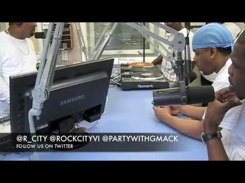 St Croix - Radio Interview (Isle 95)