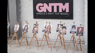 GREECE'S NEXT TOP MODEL - 22.10.2018 - Επεισόδιο 10  #GNTMgr