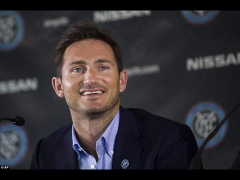 Frank Lampard joins Manchester City on six-month deal as Premier League champions..