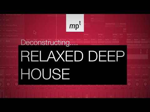 """Logic Pro X - Deconstructing Relaxed Deep House Track """"Beautiful Day"""" #logicprox #deephouse"""