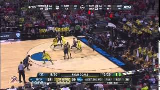 Dave Rose - (BYU) Offensive Sets vs Oregon