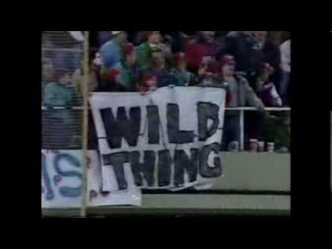 1993 NLCS Game 6 - (RADIO Broadcast & TV)   @mrodsports