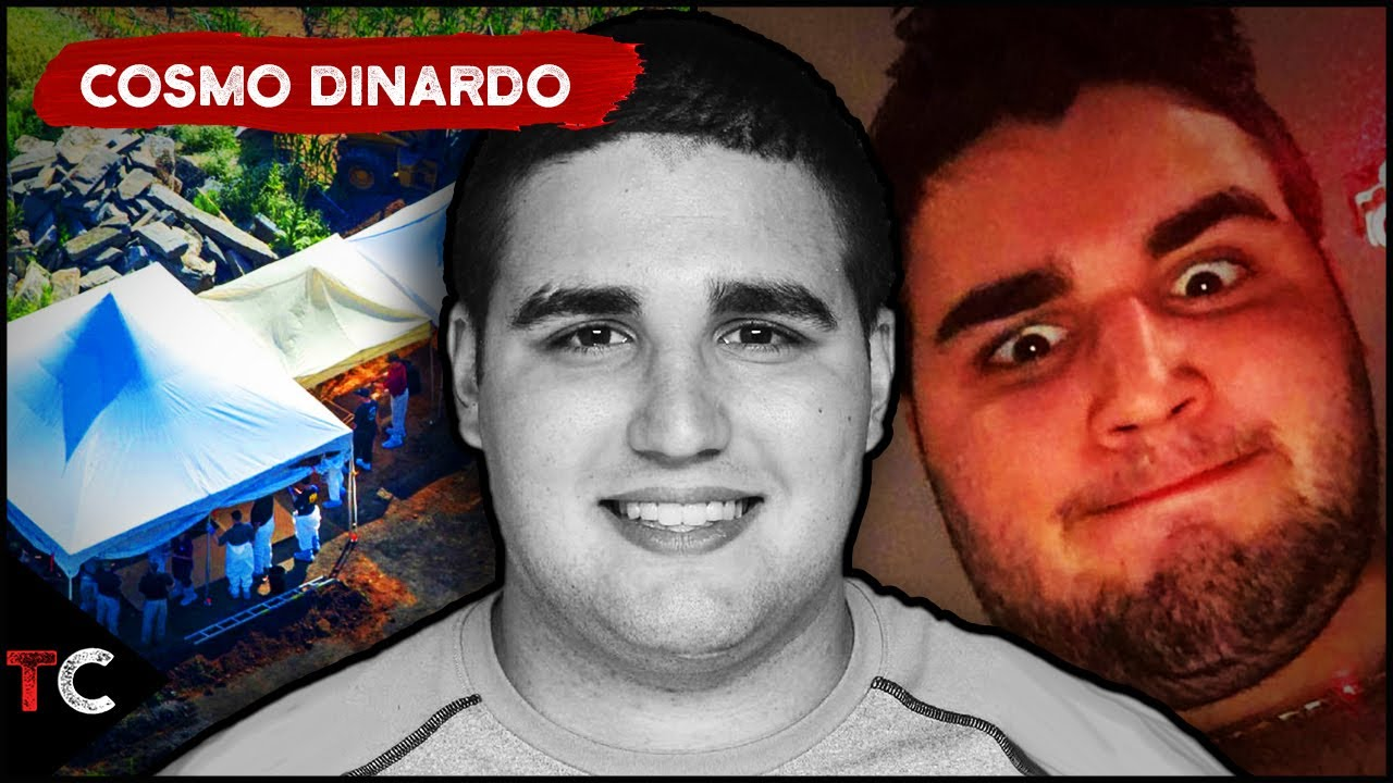 The Disturbing Case of Cosmo DiNardo