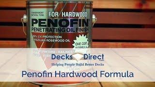 Penofin Exterior Hardwood Formula