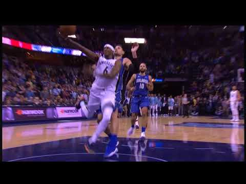 Multiple fails in the clutch by Mario Chalmers vs Magic