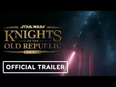 Knights of the Old Republic Remake – Official Cinematic Reveal Trailer   PlayStation Showcase 2021