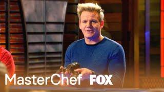 Lobster Reveal | Season 7 Ep. 6 | MASTERCHEF