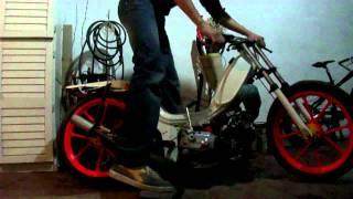 Zanella V3 70cc - Potenciados Mansilla