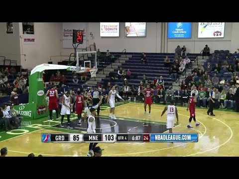 Highlights: Abdel Nader (33 points)  vs. the Drive, 11/20/2016