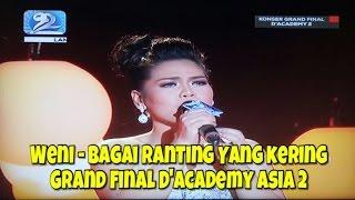 Weni, Indonesia - Bagai Ranting Yang Kering   Grand Final D'Academy Asia 2