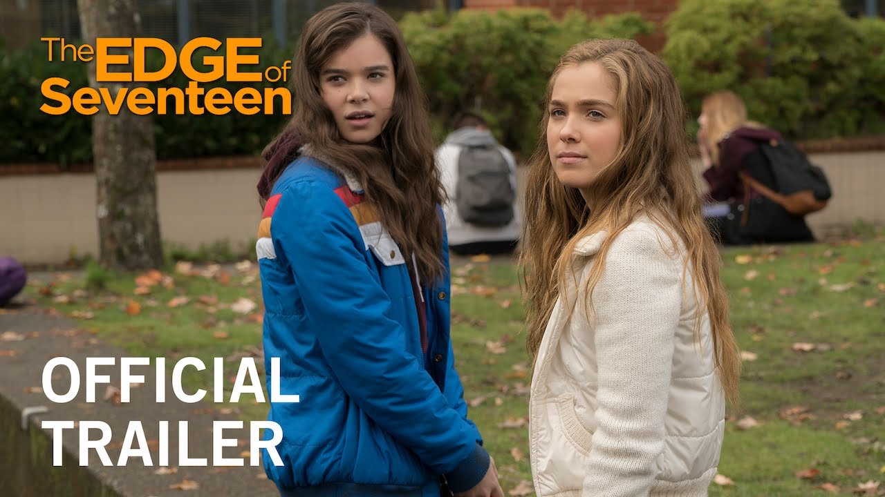 The Edge of Seventeen | Official Trailer | Own it Now on Digital HD, Blu-ray™ & DVD