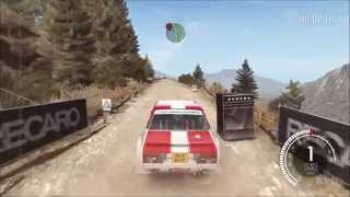 DiRT Rally - Fiat 131 Abarth Gameplay (PC HD) [1080p]